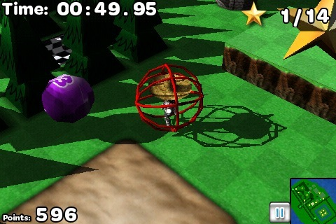 Screenshot Puppet Labyrinth 3D Lite