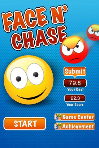 Screenshot Face N' Chase