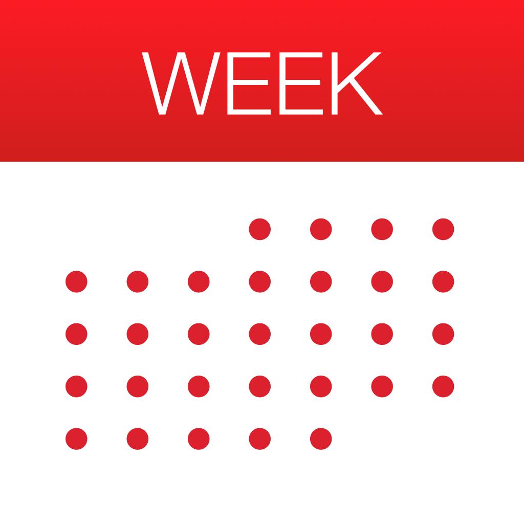 Iphone Calendar App Icon 31 Get the week calendar for ipad